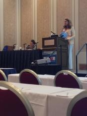 Kate Spilde and Dr. Miriam Jorgenson Speak at the NCRG Conference
